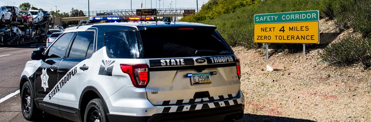 Arizona Department of Public Safety  Arizona Department of Public