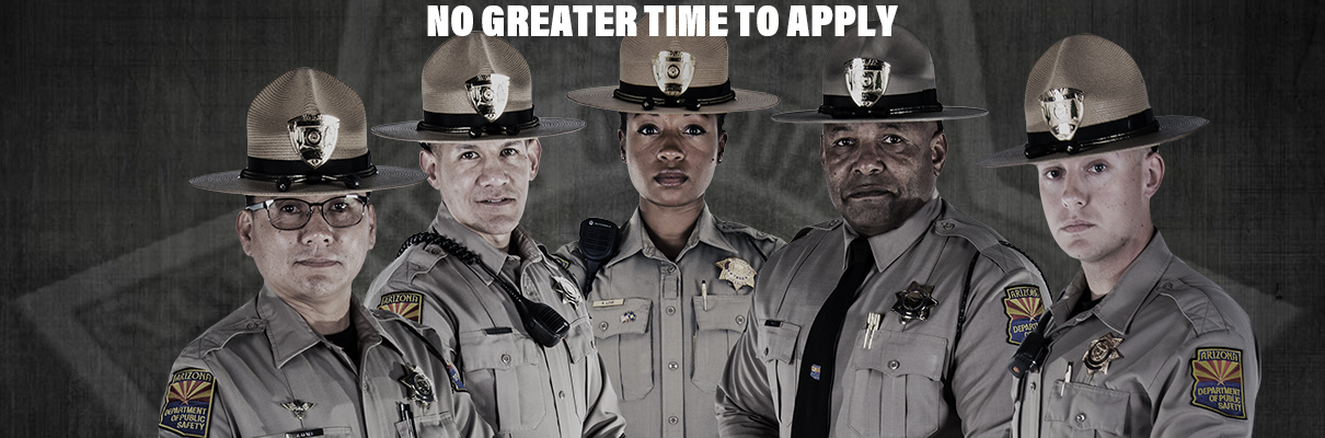 Become A State Trooper