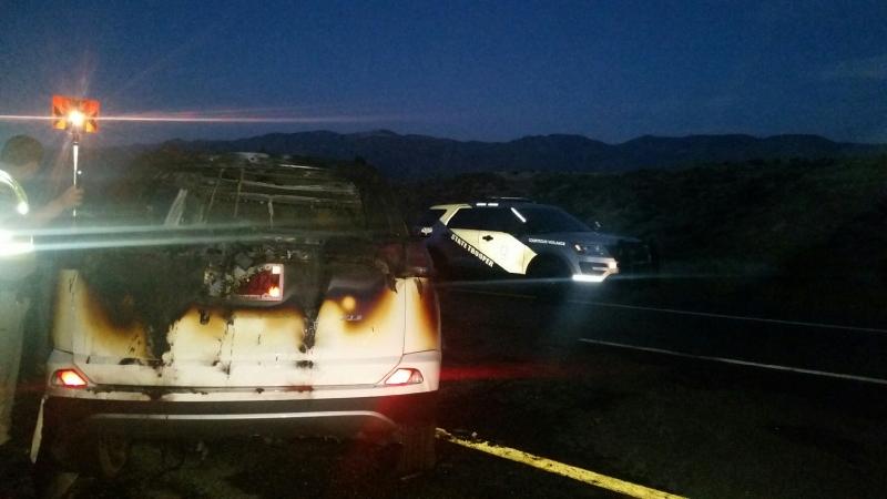 Wrong Way Crash on I-17 Near Sunset Point