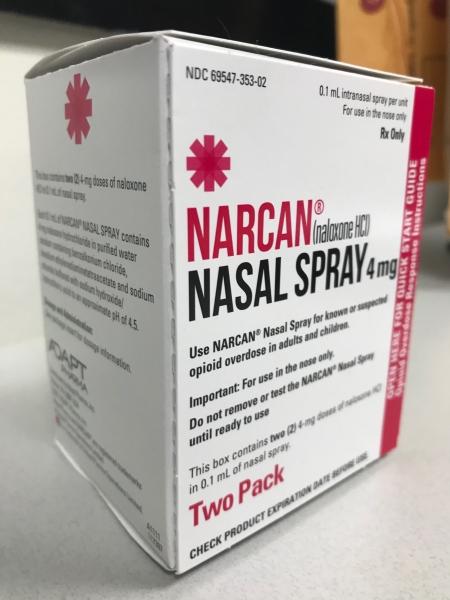 Naloxone/NARCAN®