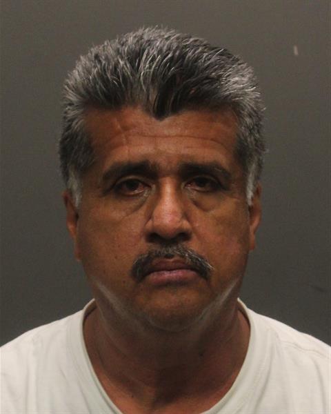 Mugshot of Suspect