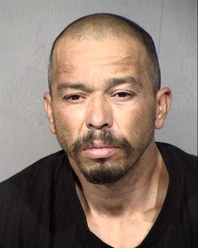 mugshot arrest