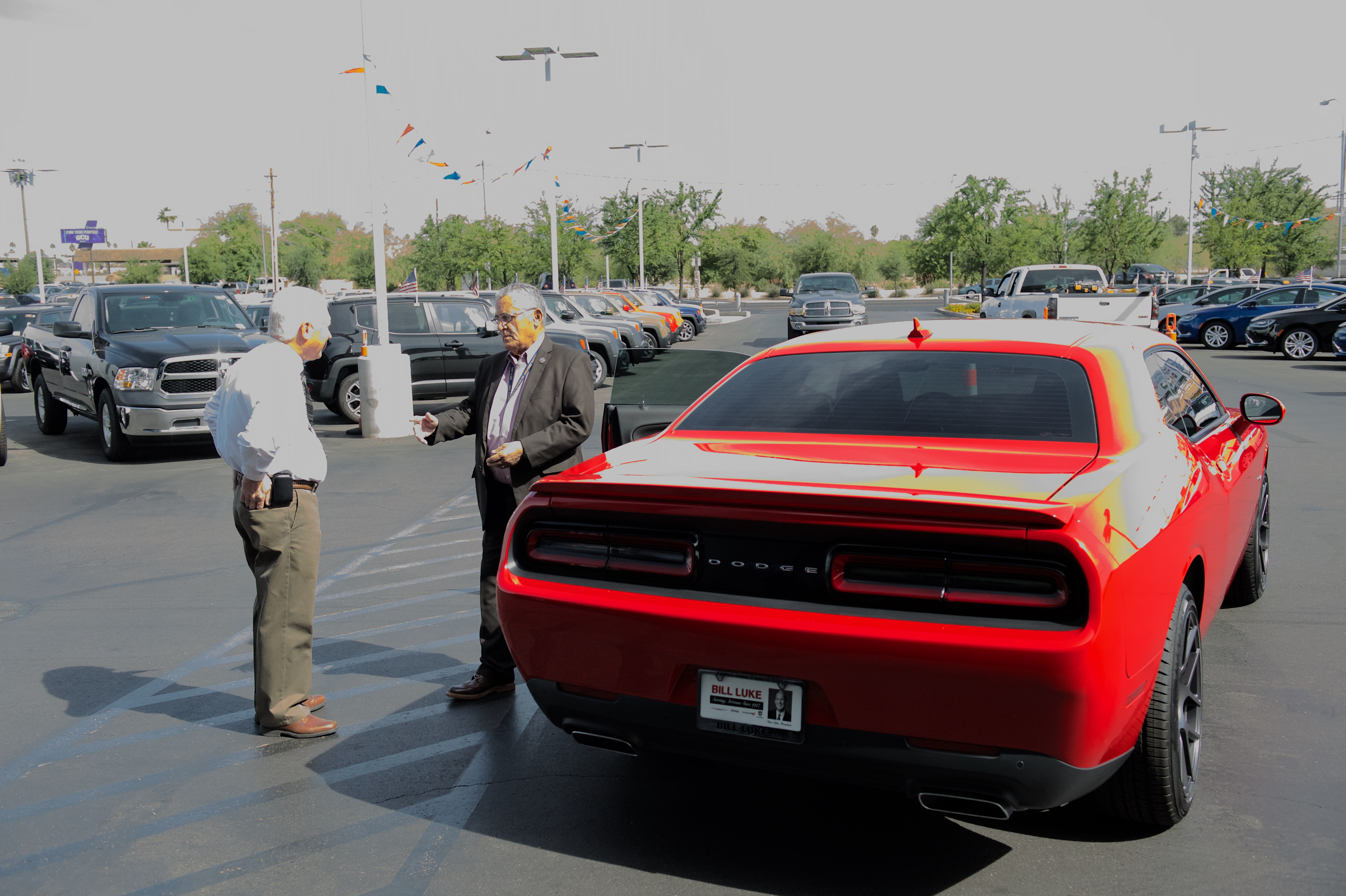 Stealthy Challenger and Mustang Vehicles To Join ADPS Patrol Fleet