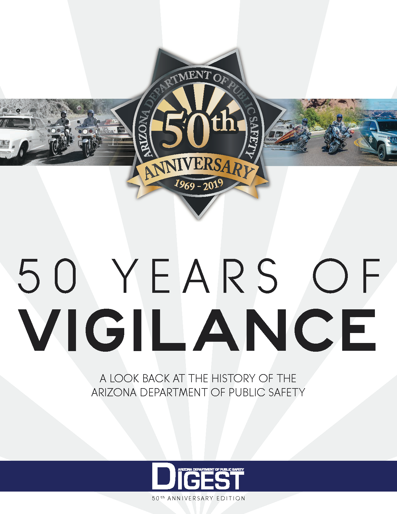 50th Anniversary Digest Cover