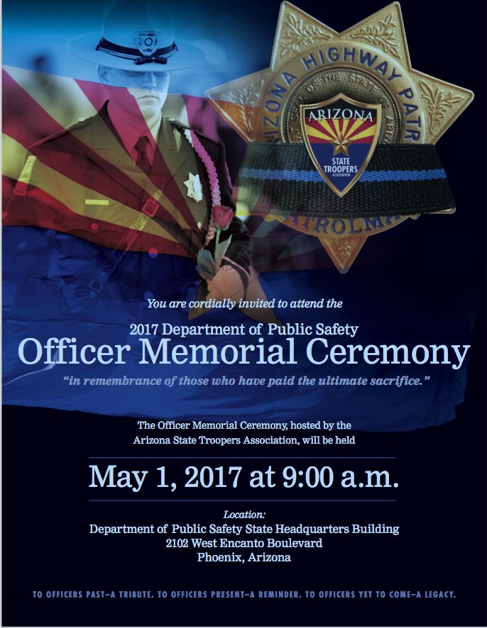 DPS Memorial Invitation