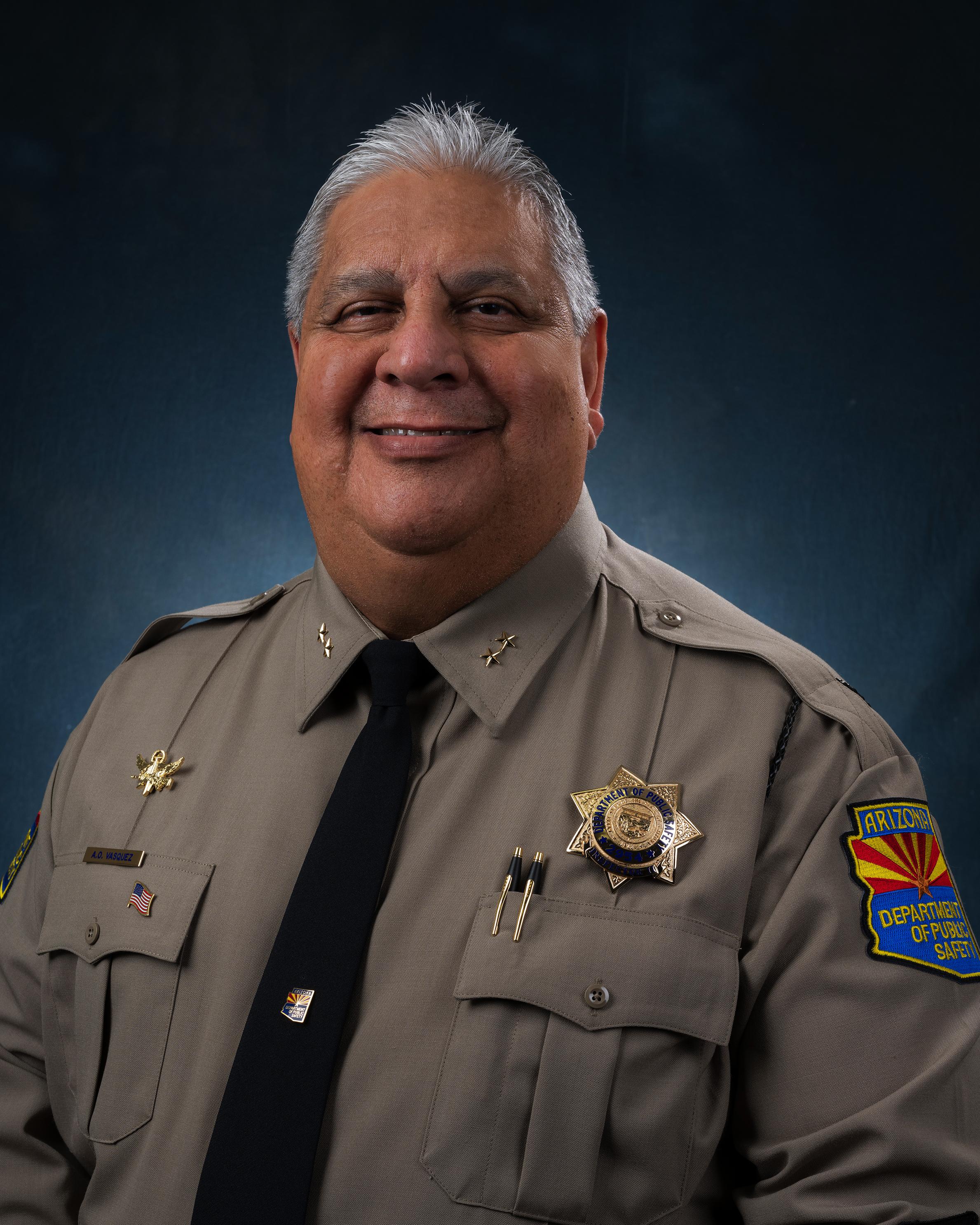 Inspector Vasquez