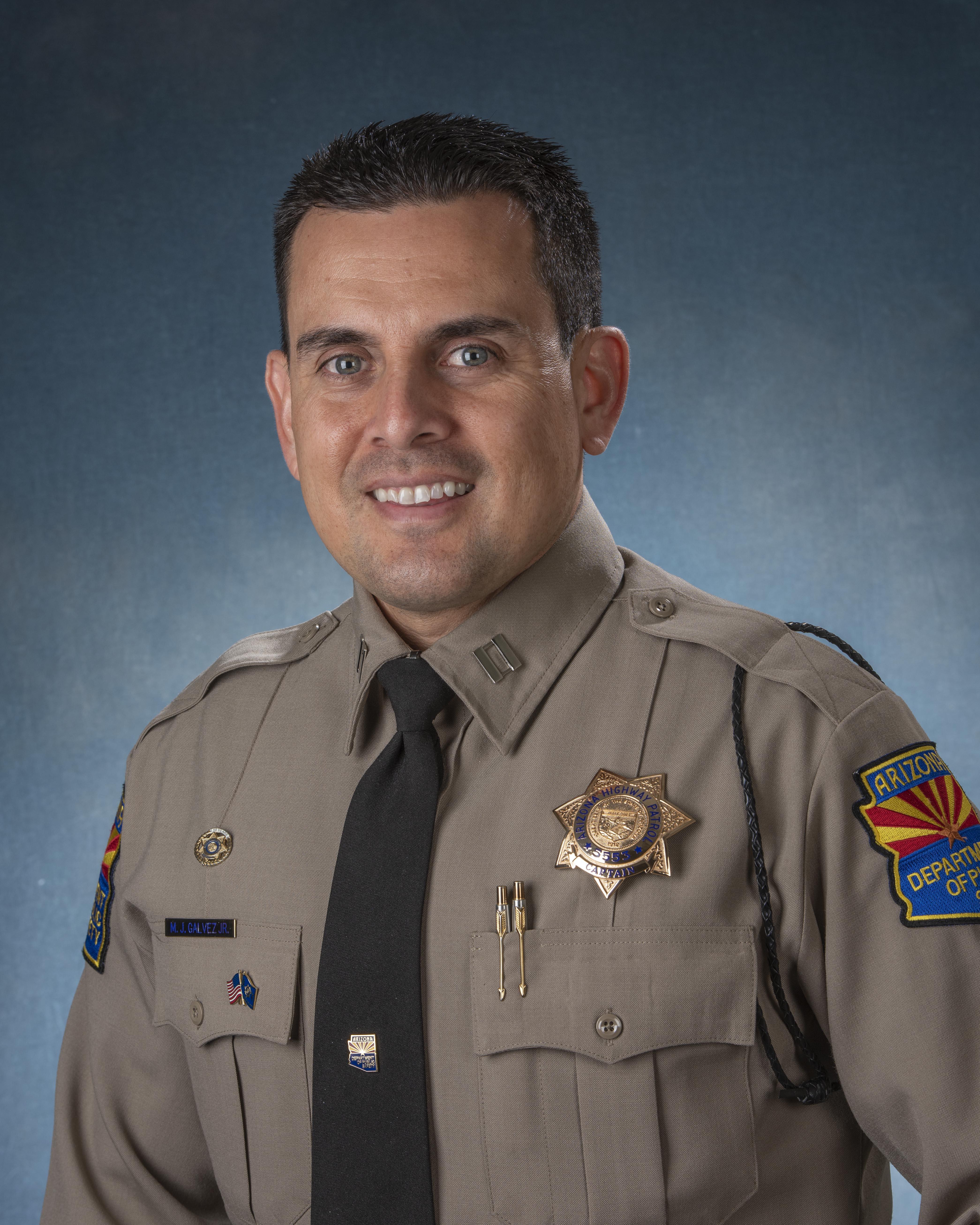 Capt. Jesse Galvez