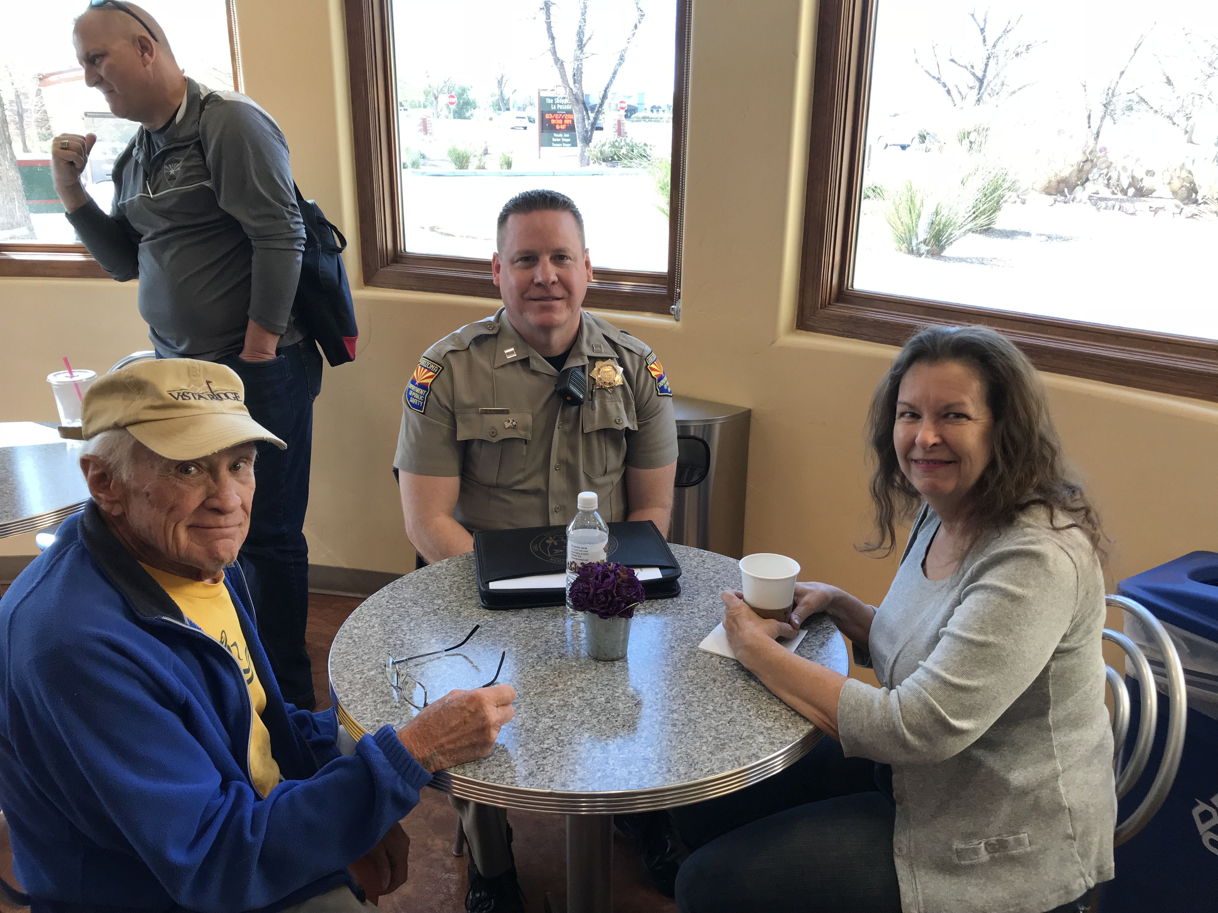 Coffee with a Commander - Tucson