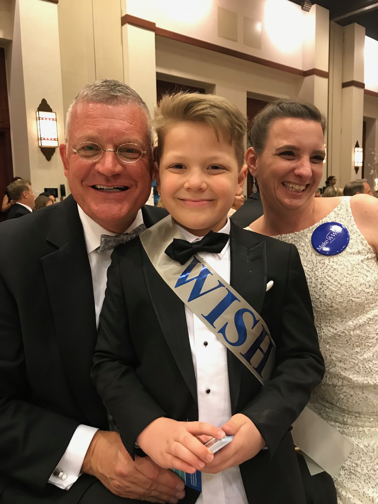 Col. Milstead and Raiden - Make a wish ball