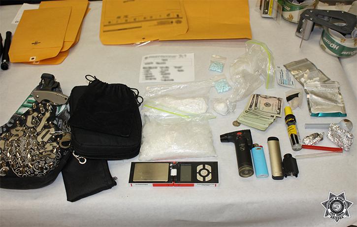 evidence seized