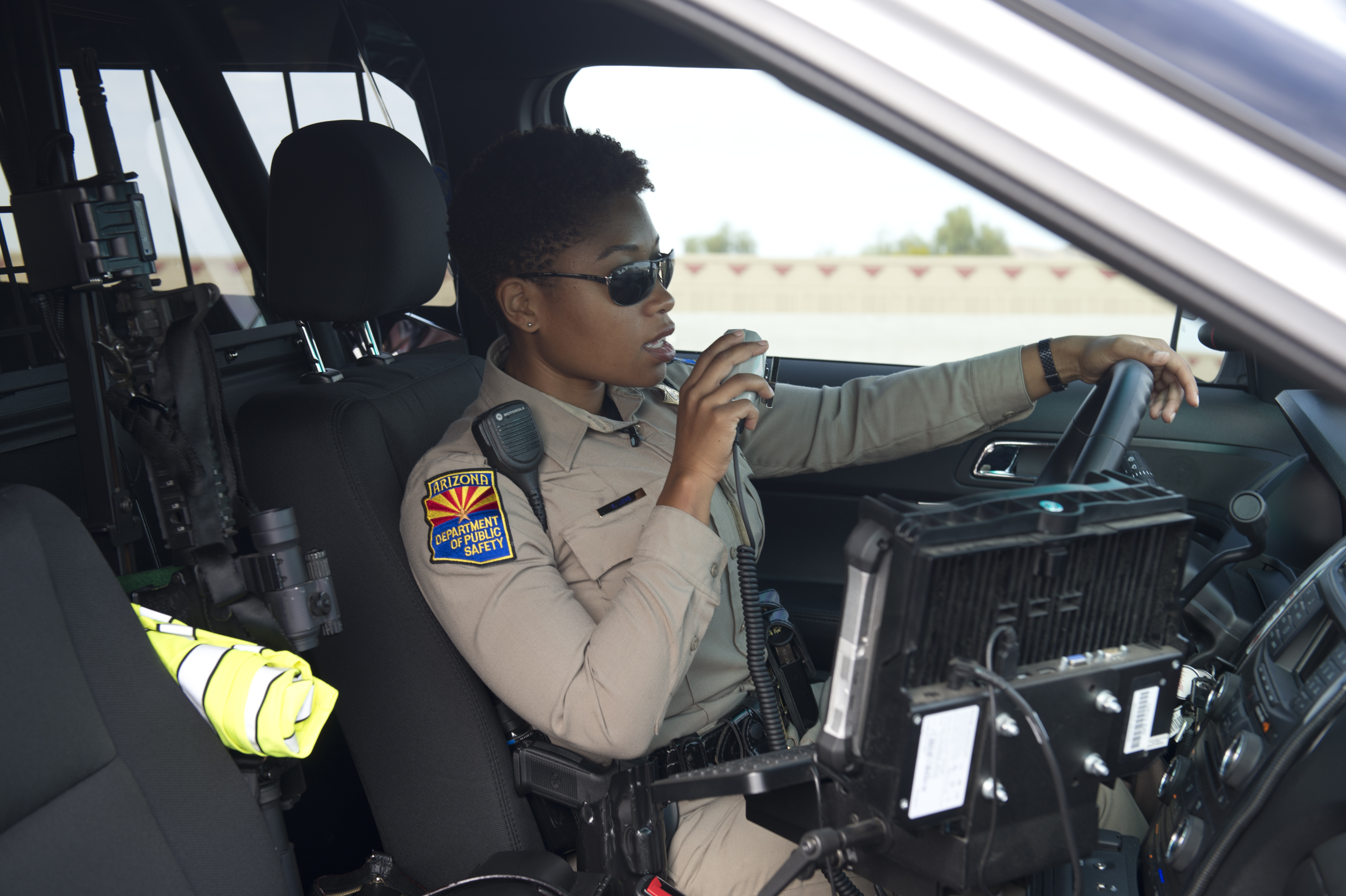 Highway Patrol Division Arizona Department Of Public Safety