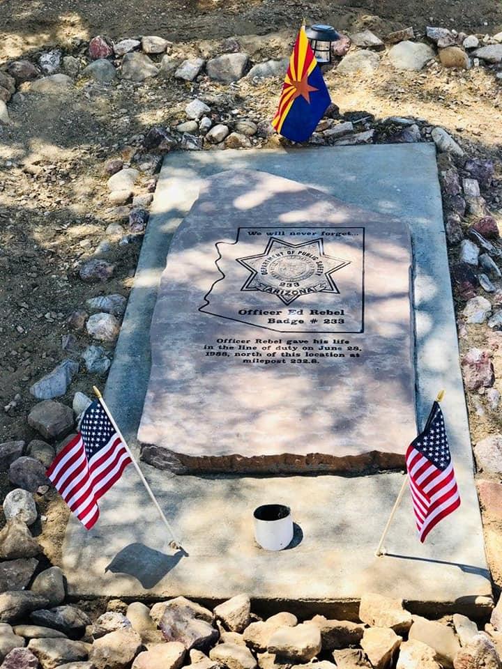 Rebel Memorial
