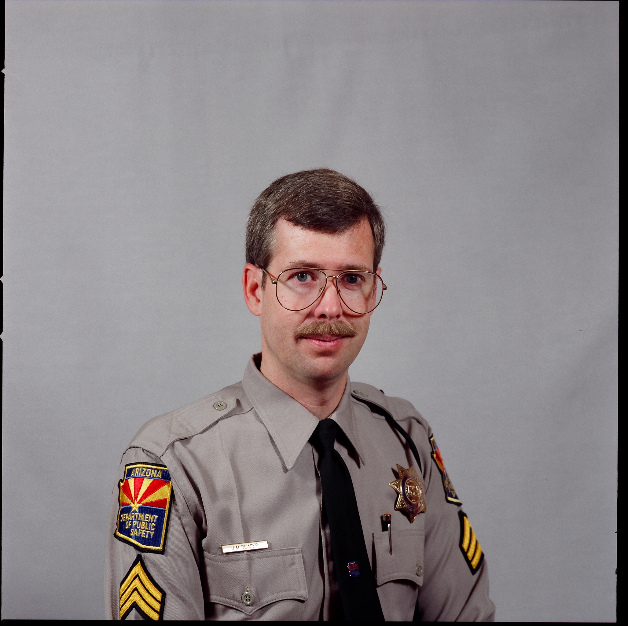Sgt. John M. Blaser