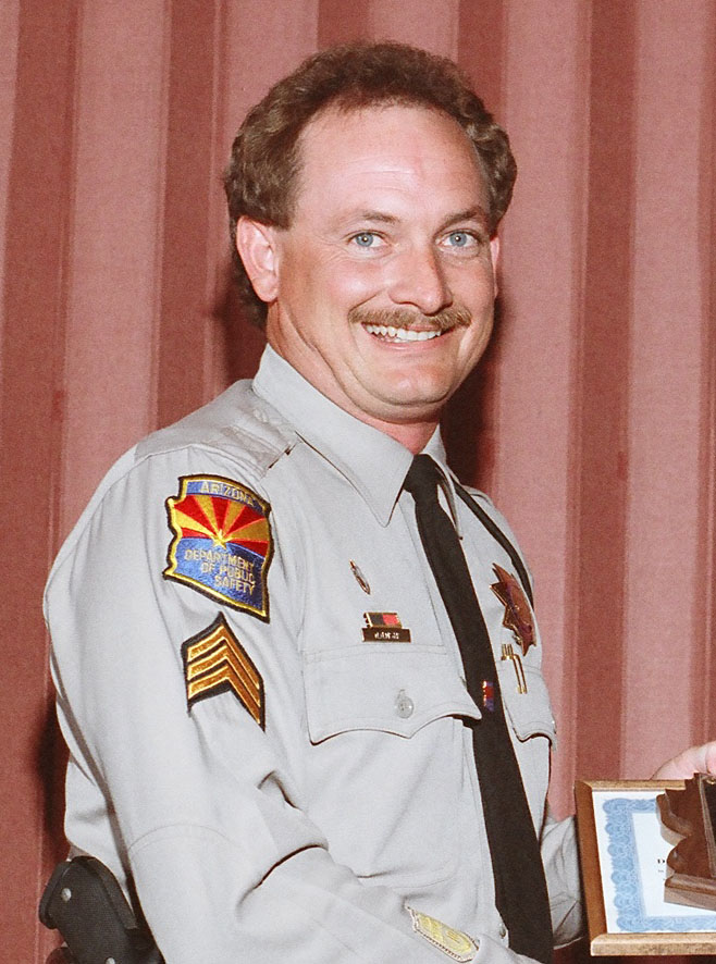 Sgt. Mark Dryer