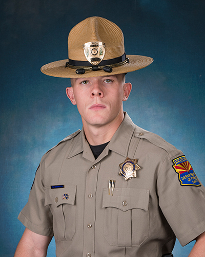 Fallen Officer Trooper Tyler Edenhofer