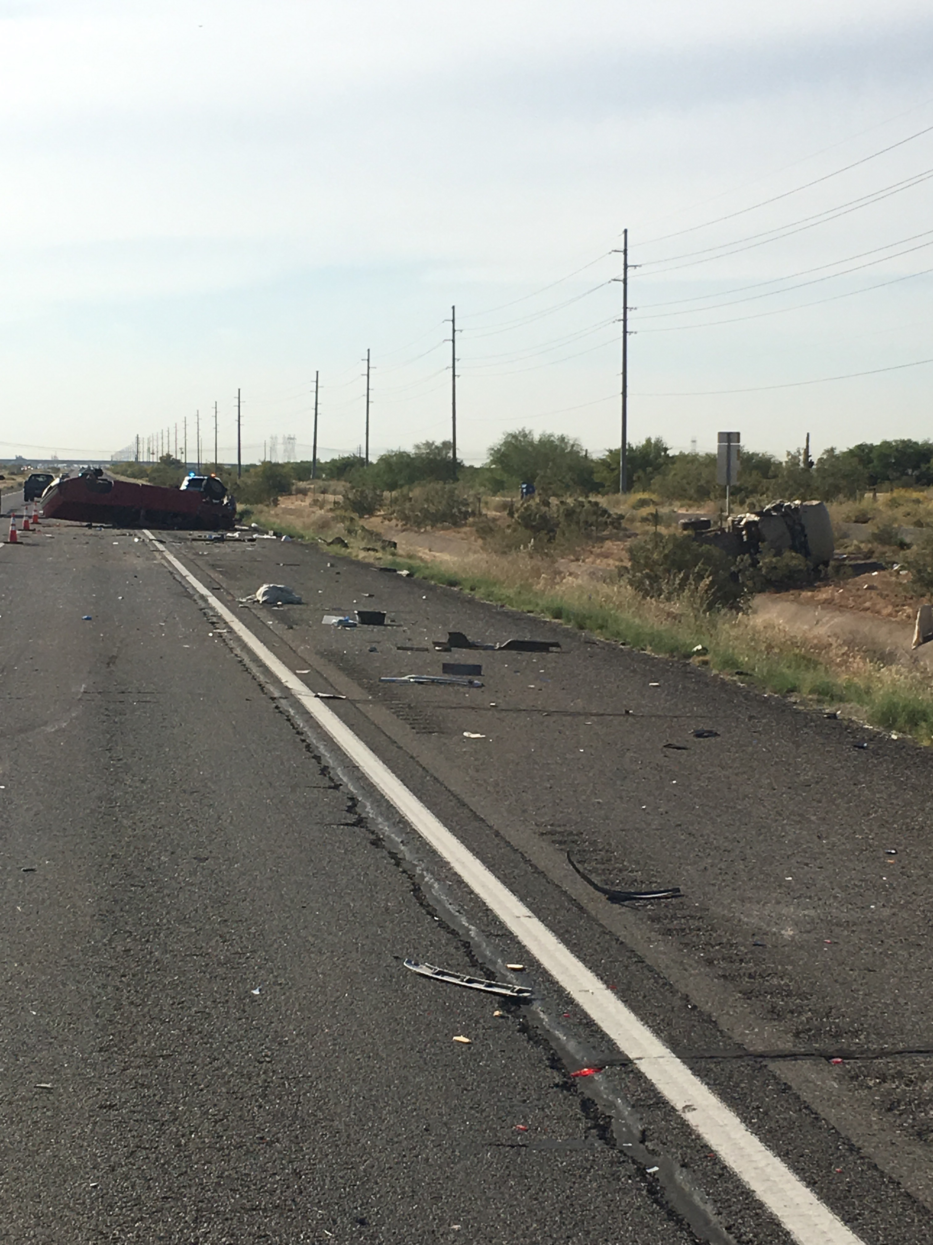 Distracted Driving Related Crash 5