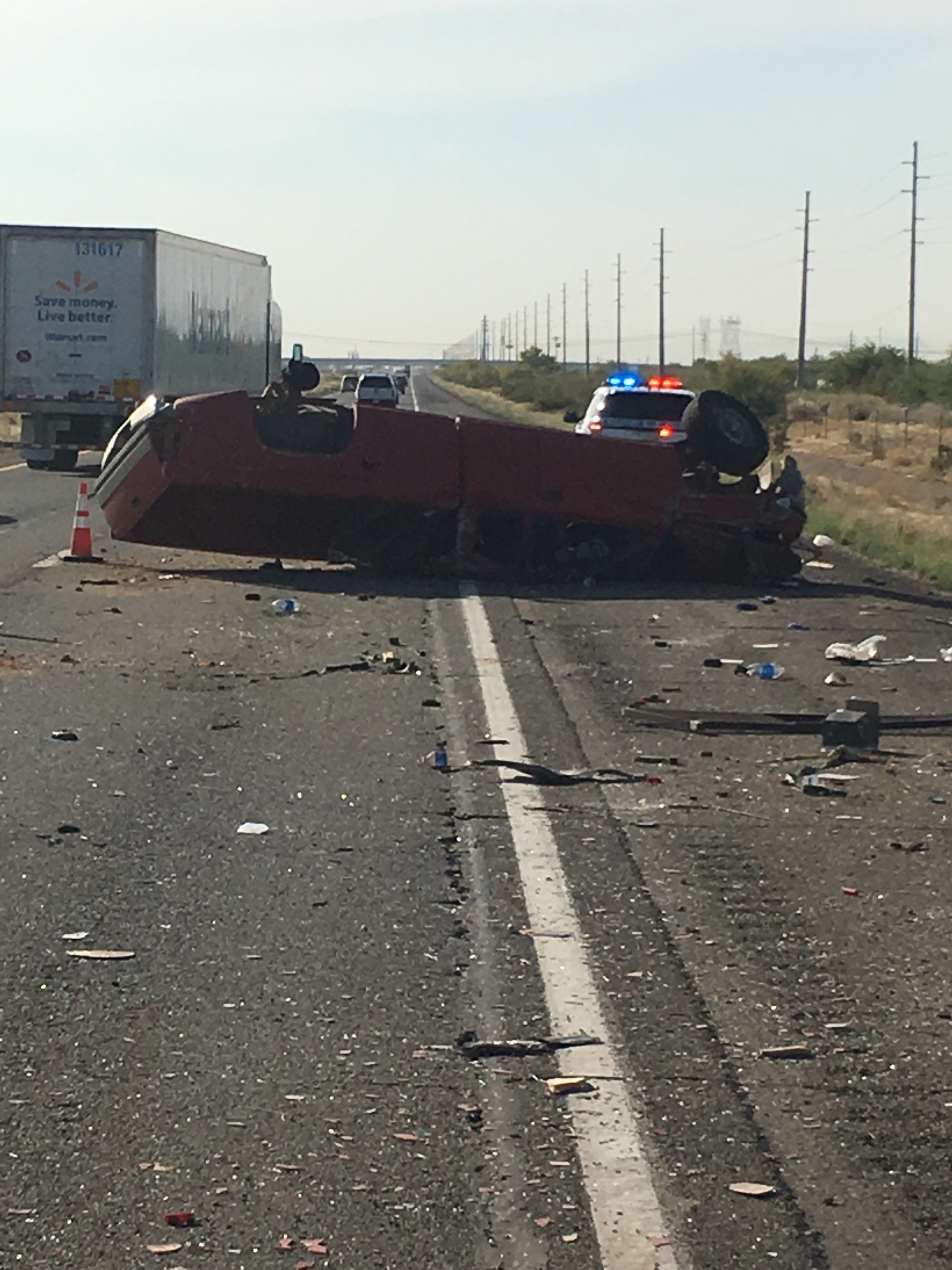 Distracted Driving Related Crash 4