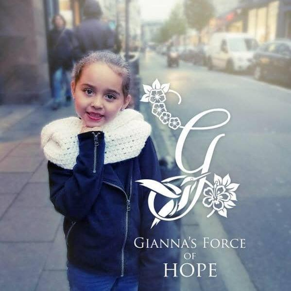 Photo of Gianna for Gianna's Force of Hope