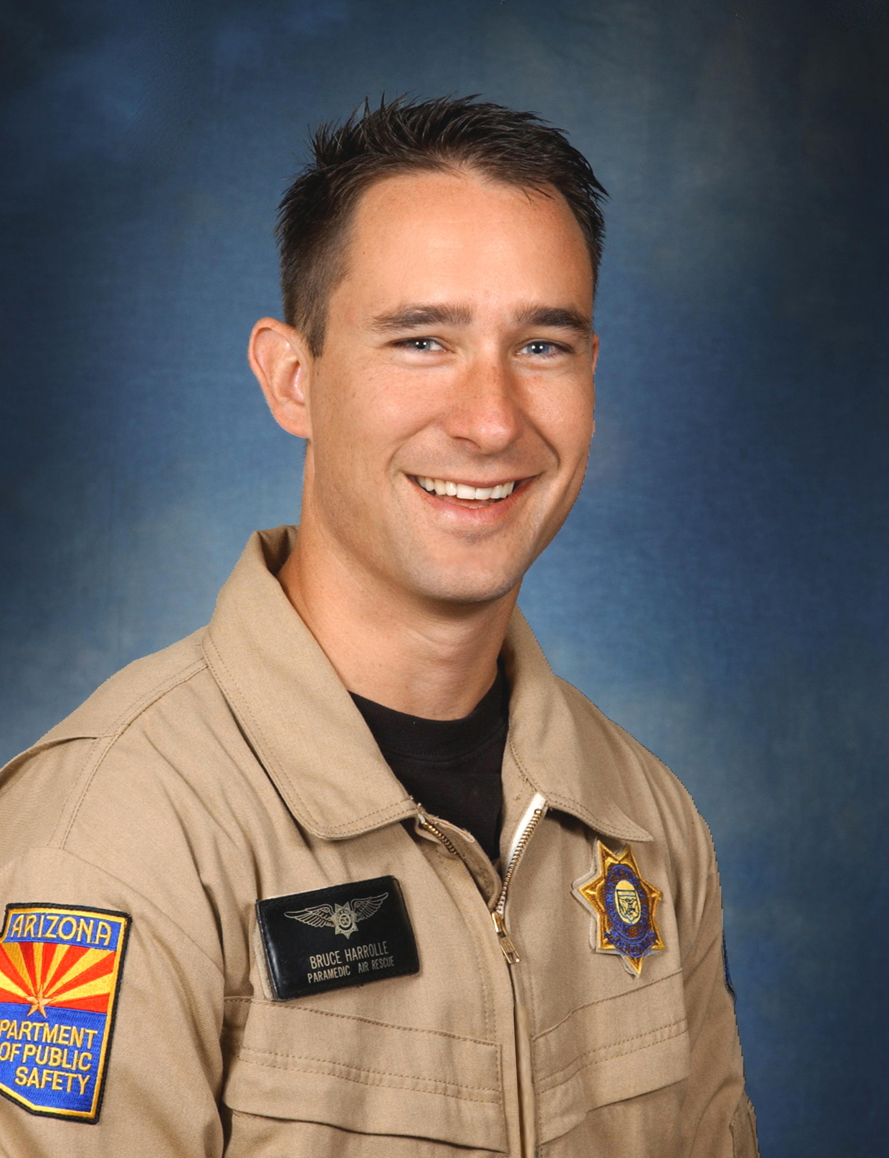 Bruce W. Harrolle