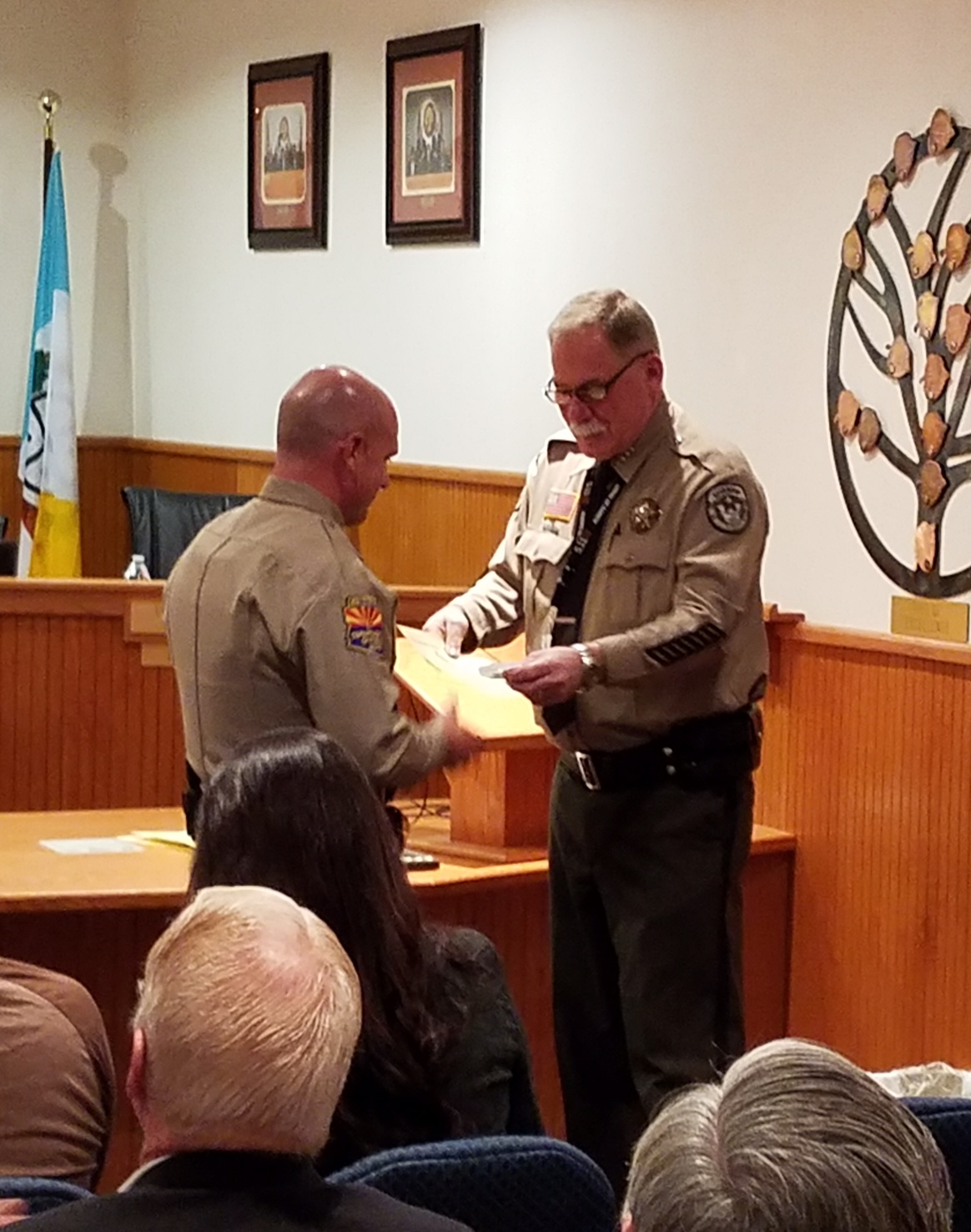 Trooper Sipes Award2