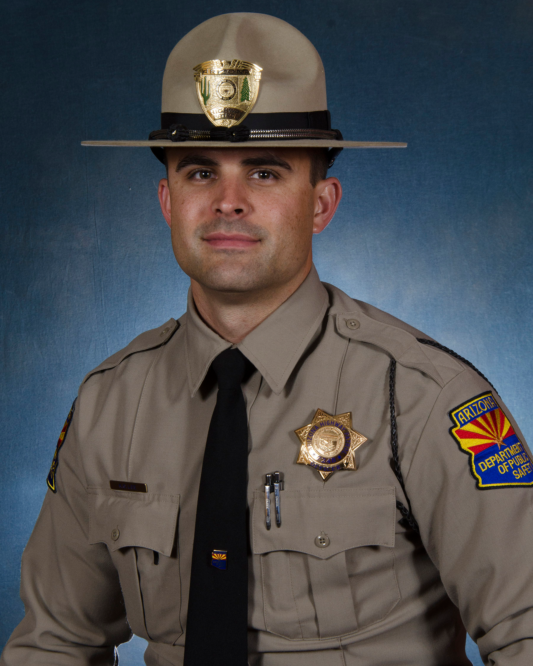 Trooper Kameron Lee