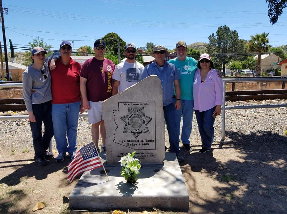 Tapia Memorial
