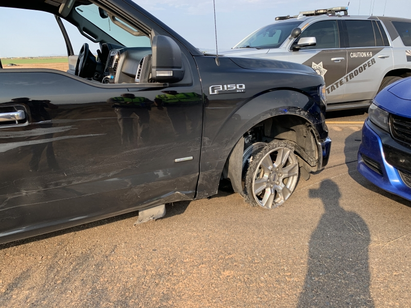 vehicle crash damage