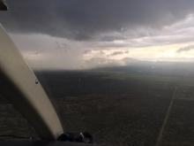 Aravaipa Canyon Rain Storm